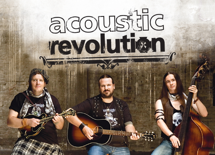 PromoPic Acoustic Revolution